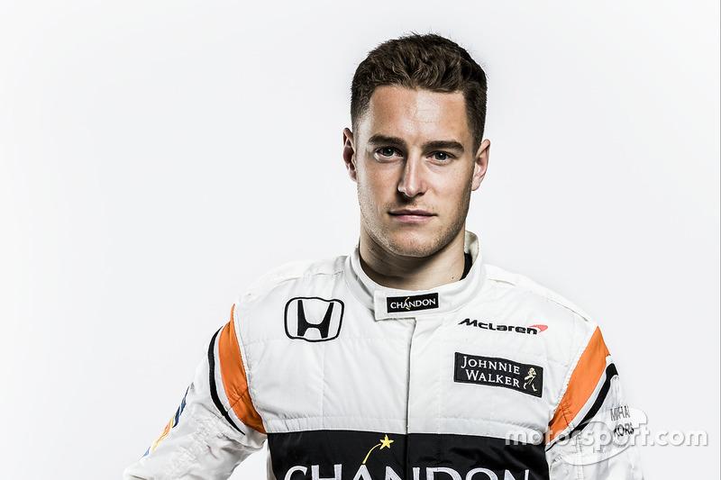 #2 Stoffel Vandoorne, McLaren  (Contrato hasta final de 2018)