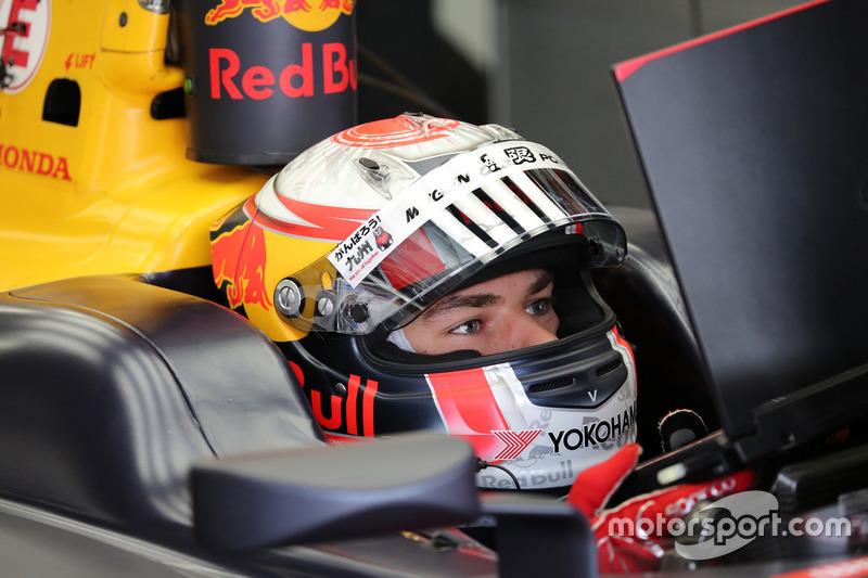O francês, campeão da GP2 em 2016 e atualmente na Super Fórmula japonesa, assumirá a vaga que era ocupada por Daniil Kvyat.
