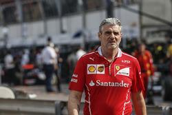 Мауріціо Аррівабене, керівник Ferrari Team
