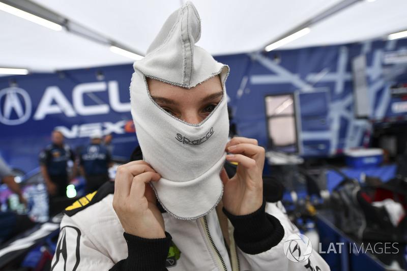 Katherine Legge, Michael Shank Racing