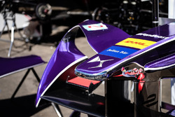 DS Virgin Racing: Frontflügel