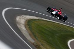 Oriol Servia teste l'IndyCar 2018 Honda