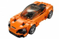 McLaren 70s Lego Speed Champions