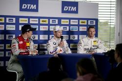 Маттиас Экстрём, Audi Sport Team Abt Sportsline, Audi RS5 DTM, Марко Виттман, BMW Team RMG, BMW M4 DTM, Маро Энгель, Mercedes-AMG Team HWA, Mercedes-AMG C63 DTM