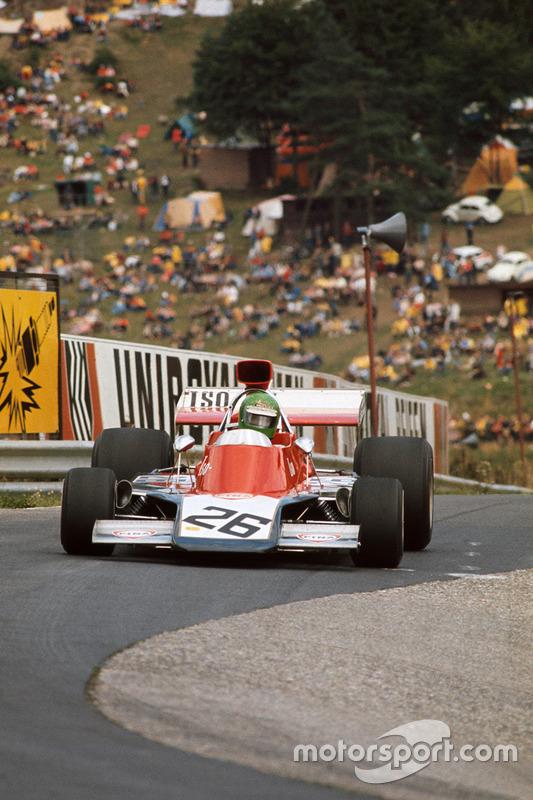 Henri Pescarolo, Williams IR01 Ford