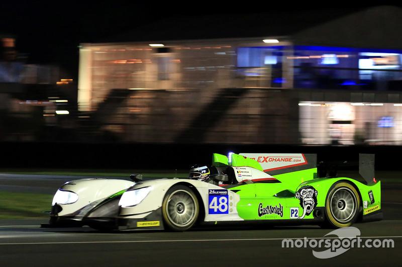 34e: #48 Murphy Prototypes Oreca 03R Nissan: Ben Keating, Jeroen Bleekemolen, Marc Goossens