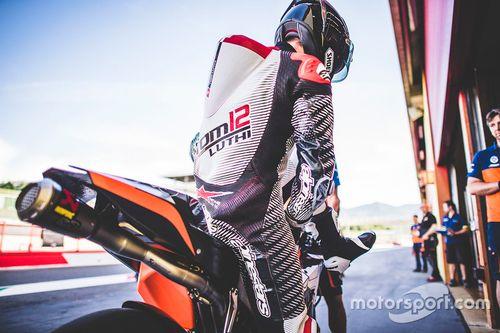 KTM Mugello testing