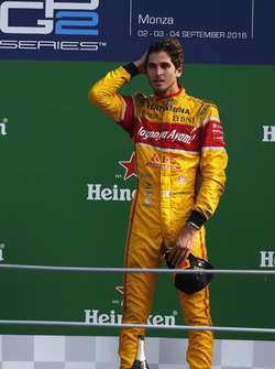 Подиум: Антонио Джовинации, PREMA Racing