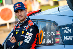 Даниэль Сордо, Hyundai i20 WRC, Hyundai Motorsport