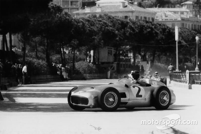 Juan Manuel Fangio, Mercedes