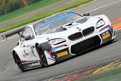 #15 BMW Team Italia, BMW M6: Max Koebolt, Stefano Colombo, Giorgio Roda
