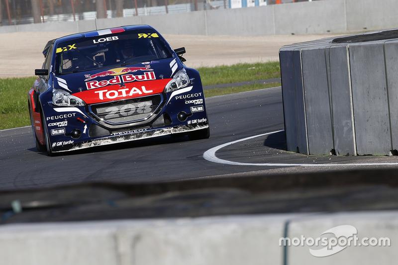 Sebastien Loeb, Team Peugeot Hansen
