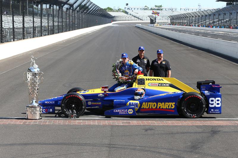 第100届Indy500大赛