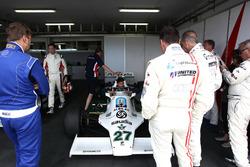 Daniel Ricciardo en el Williams F1
