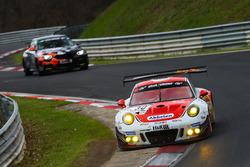 Klaus Abbelen, Patrick Huisman, Sabine Schmitz, Porsche 991 GT3R