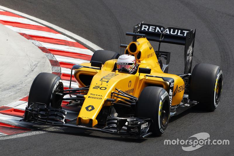 15. Kevin Magnussen, Renault Sport F1 Team RS16