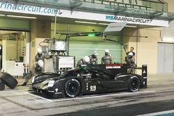 Porsche 919 Hybrid beim Testen