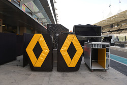 Renault Sport F1 Team freight