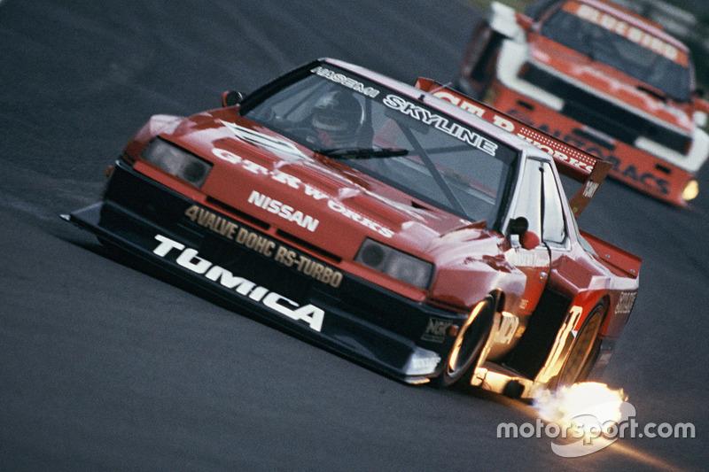 1983 Nissan Skyline Super Silhouette