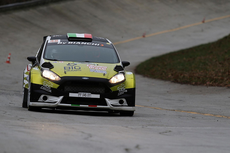 Michele Degani, Daniele Marai, Ford Fiesta