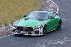 Spyshot Mercedes-AMG GT R