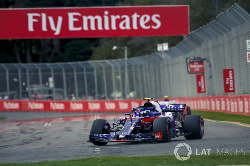 19 місце — П'єр Гаслі (Франція, Toro Rosso) — коефіцієнт 3001,00