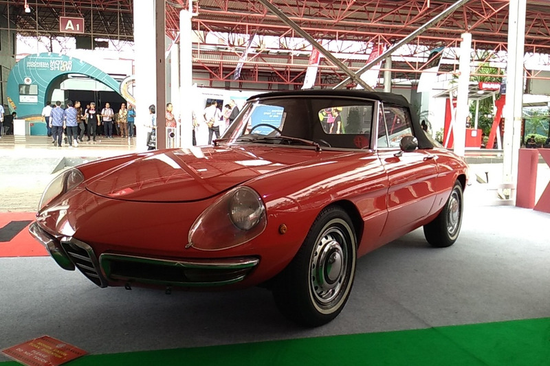 Alfa Romeo 1300 Spider Junior