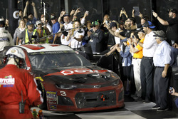 Ganador de la carrera Austin Dillon, Richard Childress Racing Chevrolet Camaro
