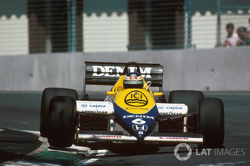 1985: Williams-Honda FW10