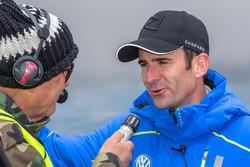 Ganador #94 Romain Dumas, Volkswagen I.D. R Pikes Peak