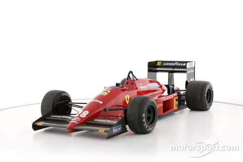 Auktion: Ferrari F1/87