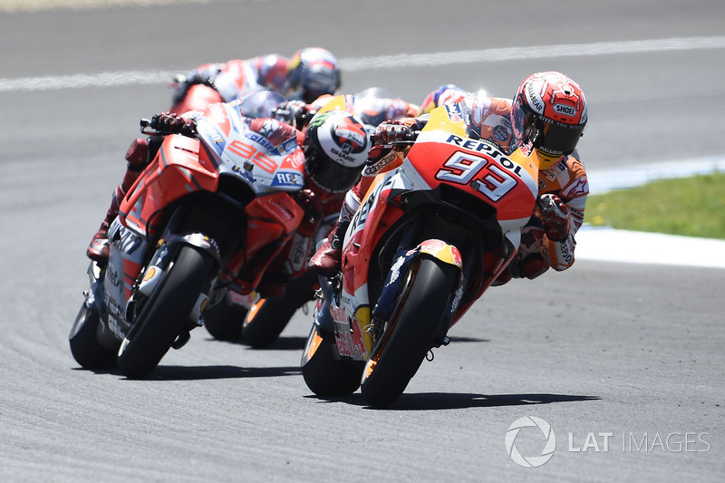 GP d'Espagne : Marc Márquez (Repsol Honda Team), victoire