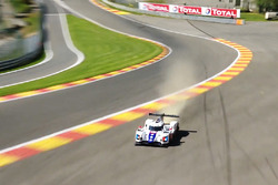 Pietro Fittipaldi, Dragonspeed BR Engineering BR1, victime d'une violente sortie de piste dans le Raidillon