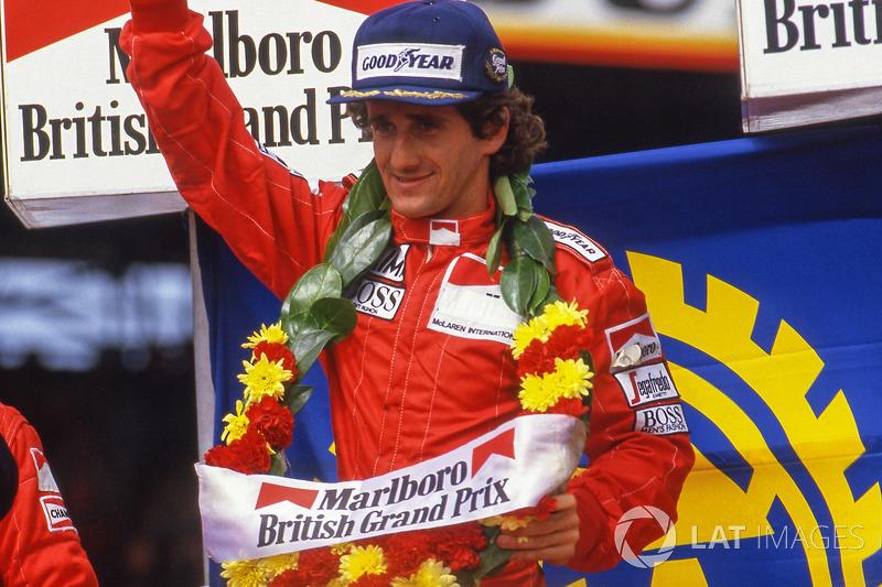 GP de Gran Bretaña 1985