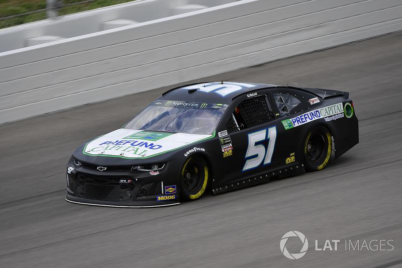 32. B.J. McLeod, Rick Ware Racing, Chevrolet Camaro Haas Automation