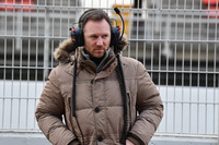 Крістіан Хорнер, керівник Red Bull Racing