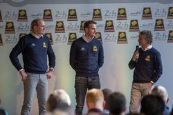 Frits van Eerd, Giedo van der Garde, Jan Lammers, Racing Team Nederland