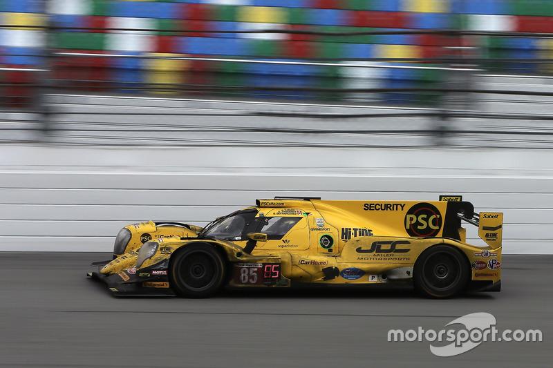 #85 JDC/Miller Motorsports ORECA LMP2: Simon Trummer, Robert Alon, Devlin DeFrancesco, Austin Cindric
