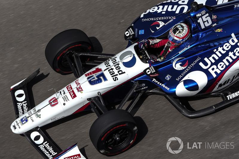 10. Graham Rahal, Rahal Letterman Lanigan Racing, Honda
