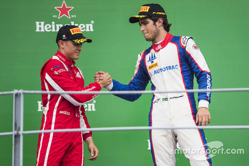 Piquet et Alesi ont signé le doublé