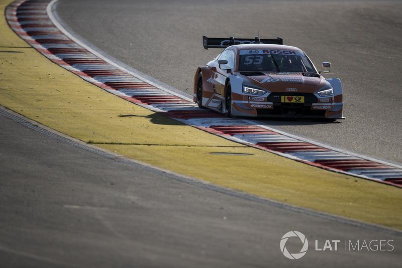 15. Jamie Green, Audi Sport Team Rosberg, Audi RS 5 DTM
