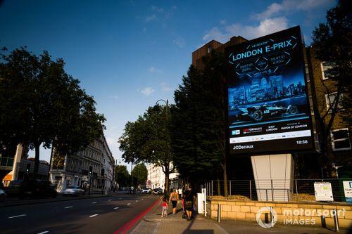 ePrix I di Londra