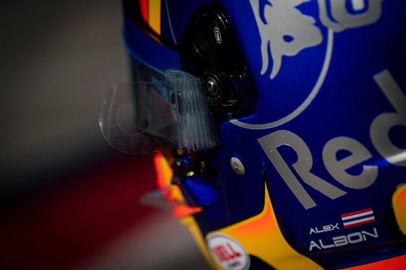 Шолом Алекса Албона, Scuderia Toro Rosso