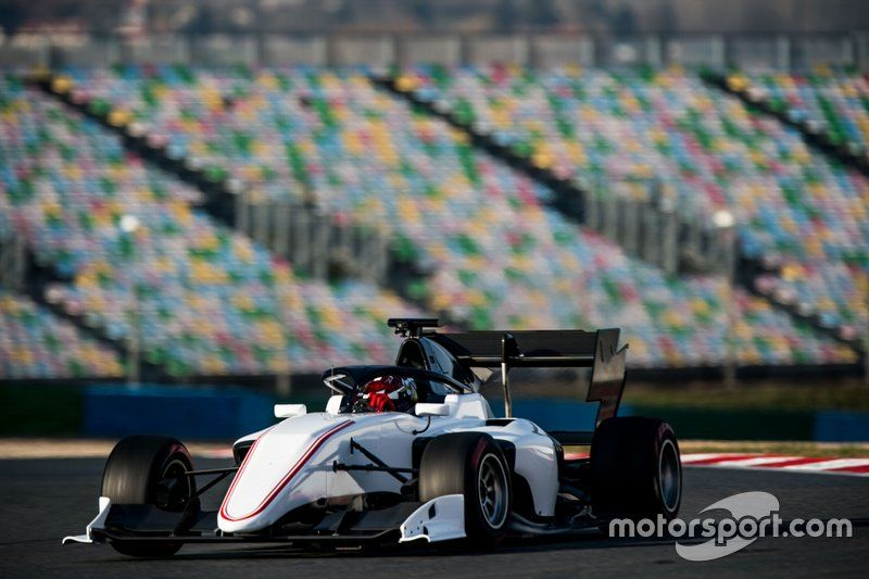 Magny Cours February shakedown