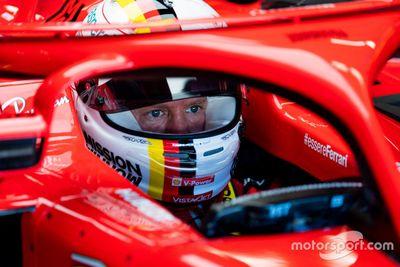 Ferrari Mugello June testing