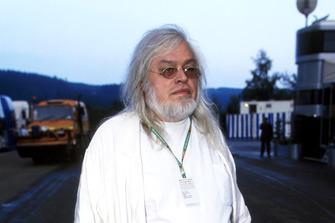 Jean Pierre Van Rossem, ex propietario de Moneytron y patrocinador de Onyx