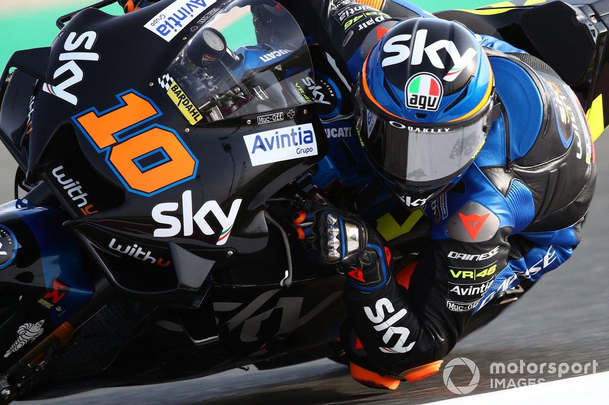 Marini Hard To Copy Strange Miller Ducati Motogp Riding Style