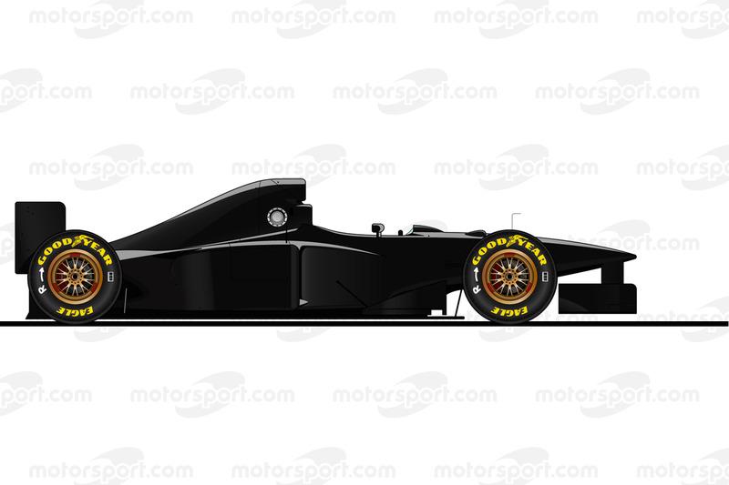 Michael Schumacher, Ferrari F310B versi tes, 1997