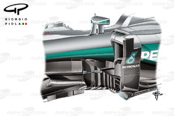 Mercedes Bargeboards