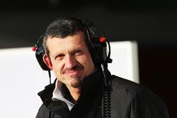 Guenther Steiner, teambaas Haas F1